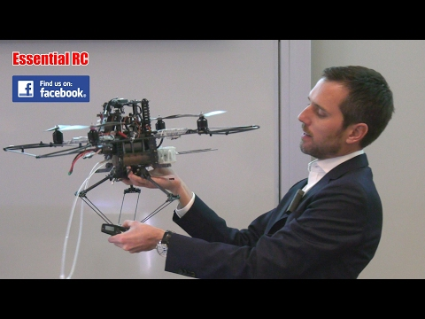 DroneSoc: Bio-Inspired Robots and it's impact on Civil Applications (Dr. Mirko Kovac)