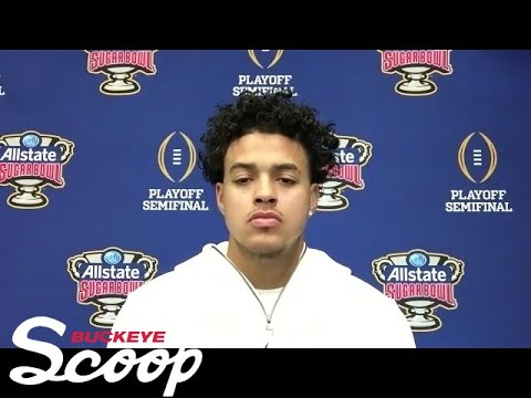 Braden Galloway previews Sugar Bowl matchup with Ohio State
