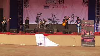 BAWRA from The Naalayak Band | MAUT AAYI | KHUMAR SPRING FEST IIT KGP 2K18. Band Backslash