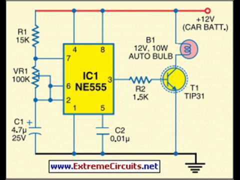 Electronic Circuit With Diagram - Wire Data Schema •