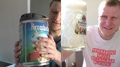 FASSt ein gutes Video - 5 Liter Krombacher