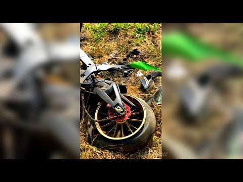 Accident On The Road Of Thailand Bigbike Team | Motorcycle Accident 😱 Kawasaki Ninja ZX10R