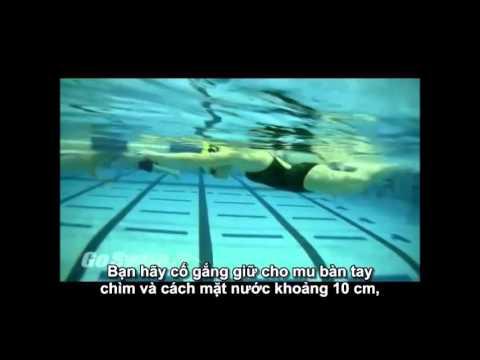 Bơi Bướm - Kỹ Thuật Uốn Sóng P2