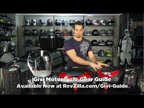 Thumbnail for Givi Motorcycle Luggage & Gear Overview