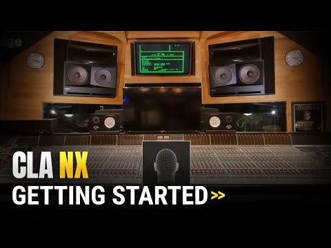 Mixing on Headphones with Waves CLA Nx: Plugin Overview