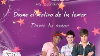 Aprende a cantar con Violetta - Cuando me Voy