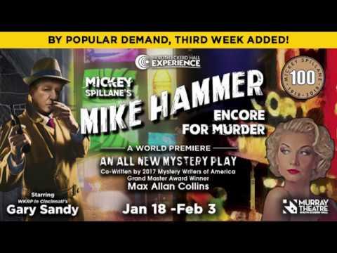Gary Sandy Stars In Mike Hammer: Encore for Murder