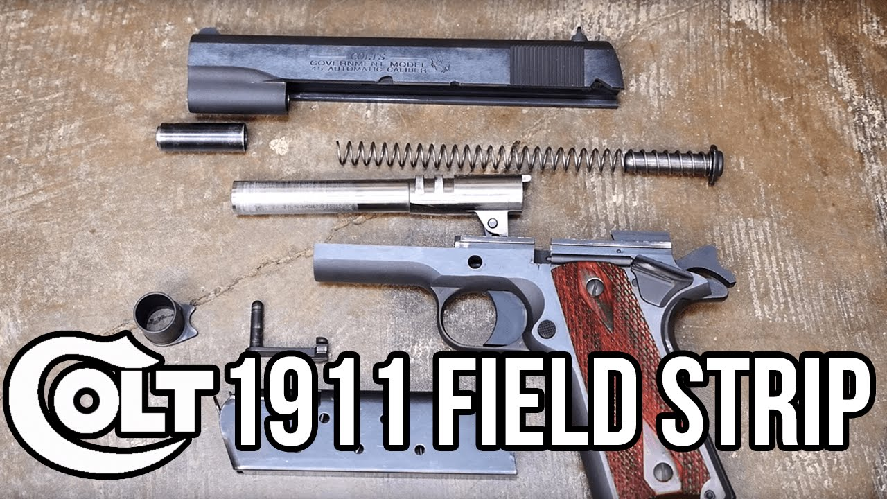 field strip 1911