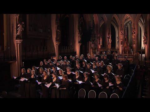 Barber  AGNUS DEI arr Adagio for Strings  Rotterdam Symphony Chorus