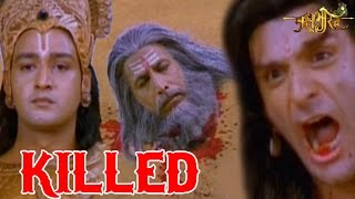 Mahabharat : Dhrishtadyumna KILLS Dronacharya | REVEALED 23rd July 2014 FULL EPISODE