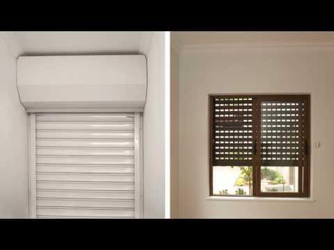 Steel shutters vs Rollerstyle