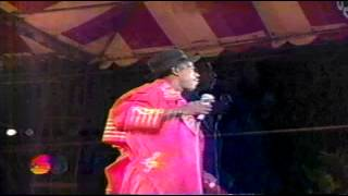 Ronnie McIntosh - On De Road (Soca Monarch 1995)