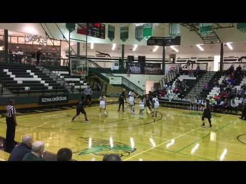 Jada Claude High School Highlights