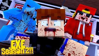 Minecraft .EXE 2.0 - ROPO .EXE & SHARK .EXE FIND SCUBA STEVE!!!