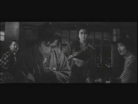 Tatsuya Nakadai and the Sparrow