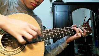 Why not me - Guitar solo, arr by Pham Ngoc Duong