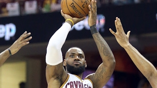 LeBron James' key to Cavs victory over Celtics: 'Win'