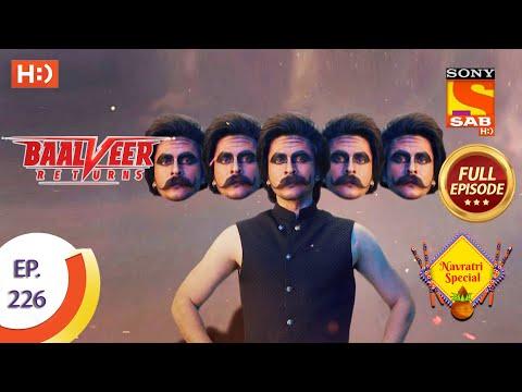 Baalveer Returns - Ep 226 - Full Episode - 3rd November 2020