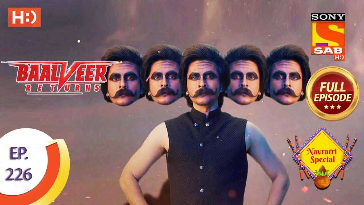 Download Baalveer Returns - Ep 226 - Full Episode - 3rd November 2020