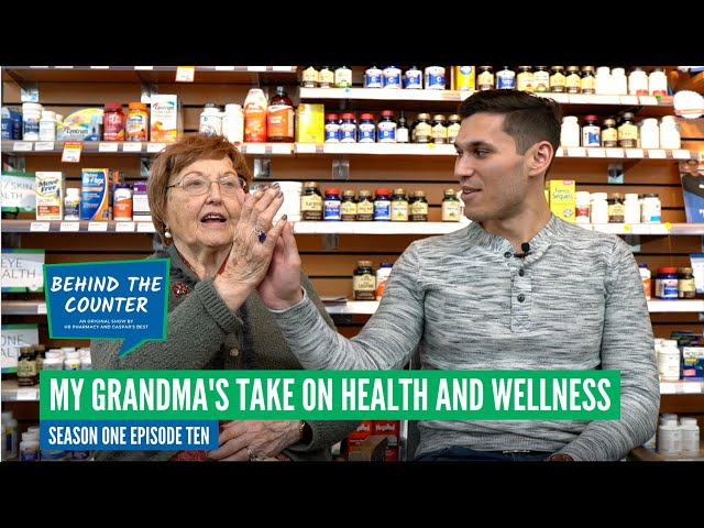 My Grandma's Take On Health And Wellness