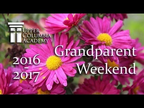 2017 Grandparent Weekend - Vespers