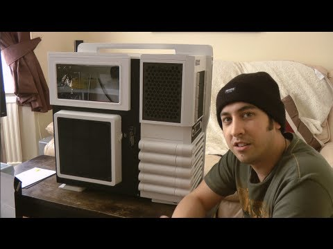 Imdur's ThermalTake Level 10 GT (Snow Edition) Unboxing