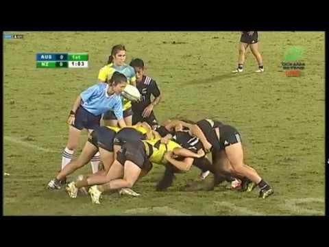 Oceania 7s 2017: Women's Final & Cup Presentations