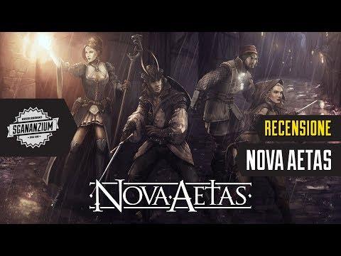 Nova Aetas - Recensione Gioco da Tavolo