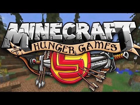 Minecraft: PLEASE BAN - Hunger Games Survival w/ CaptainSparklez