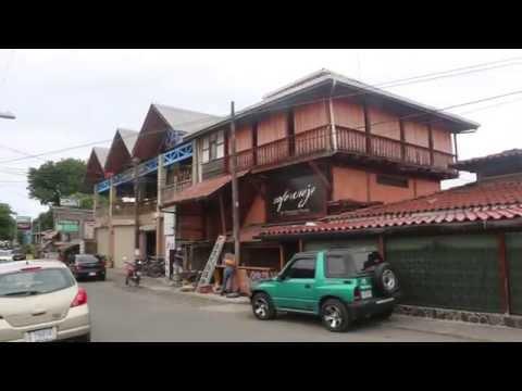 Downtown Puerto Viejo, Costa Rica