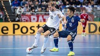 DFB-Futsaler unterliegen Japan