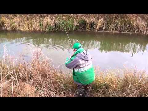 Winter Piking On The Lincs Drains