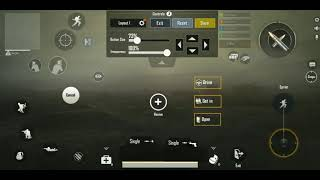 Best controls of pubg mobile for left handed users !