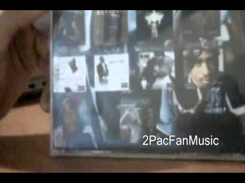 My Albums Of 2Pac discography Tupac