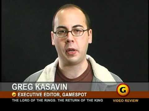 GameSpot - The Lord of the Rings: The Return of the King Video Review