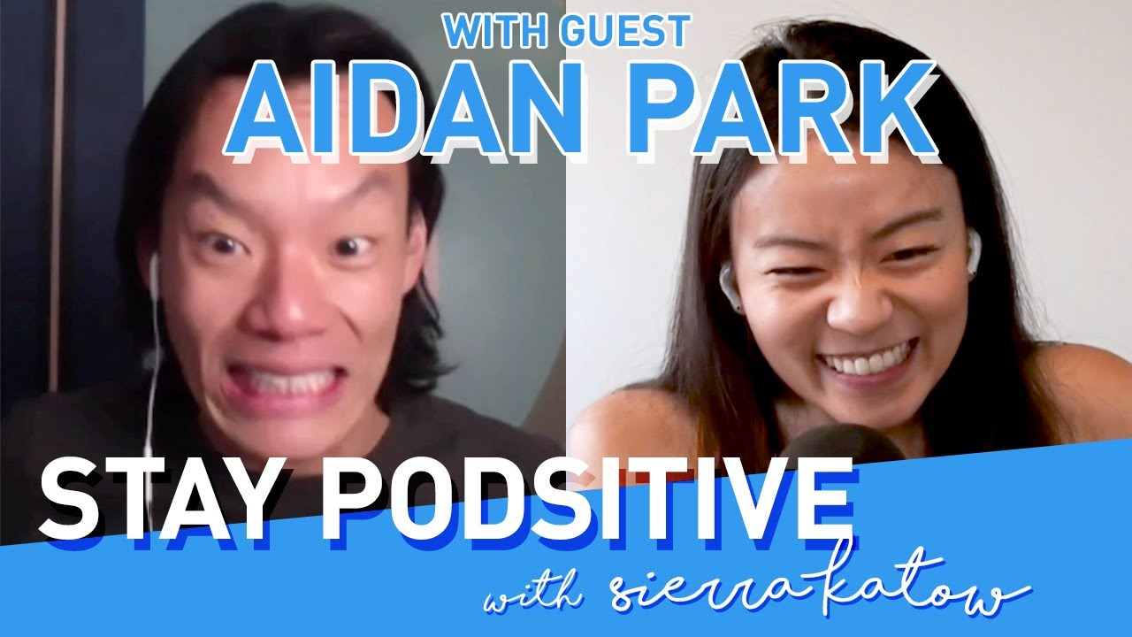 Shame + Emotional Goal Setting w/ Aidan Park (The Art of Being Yay!) | STAY PODSITIVE #41