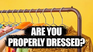 Are You Properly Dressed? | S.W.A.T. Series | Hope Worship Center