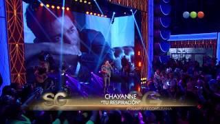Chayanne, Tu Respiración - Susana Giménez 2014