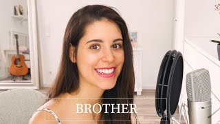Brother - Uncle Jed version - Matt Corby (Cover by Valentina Franco)