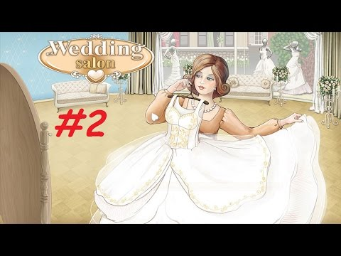 Wedding Salon - New Orleans, Level 2.1 - 6 (#2) (Let's Play / Gameplay)