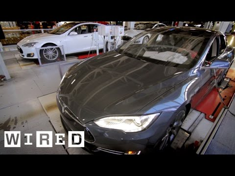 Electric Car Quality Tests | Tesla Motors Part 3 (WIRED)