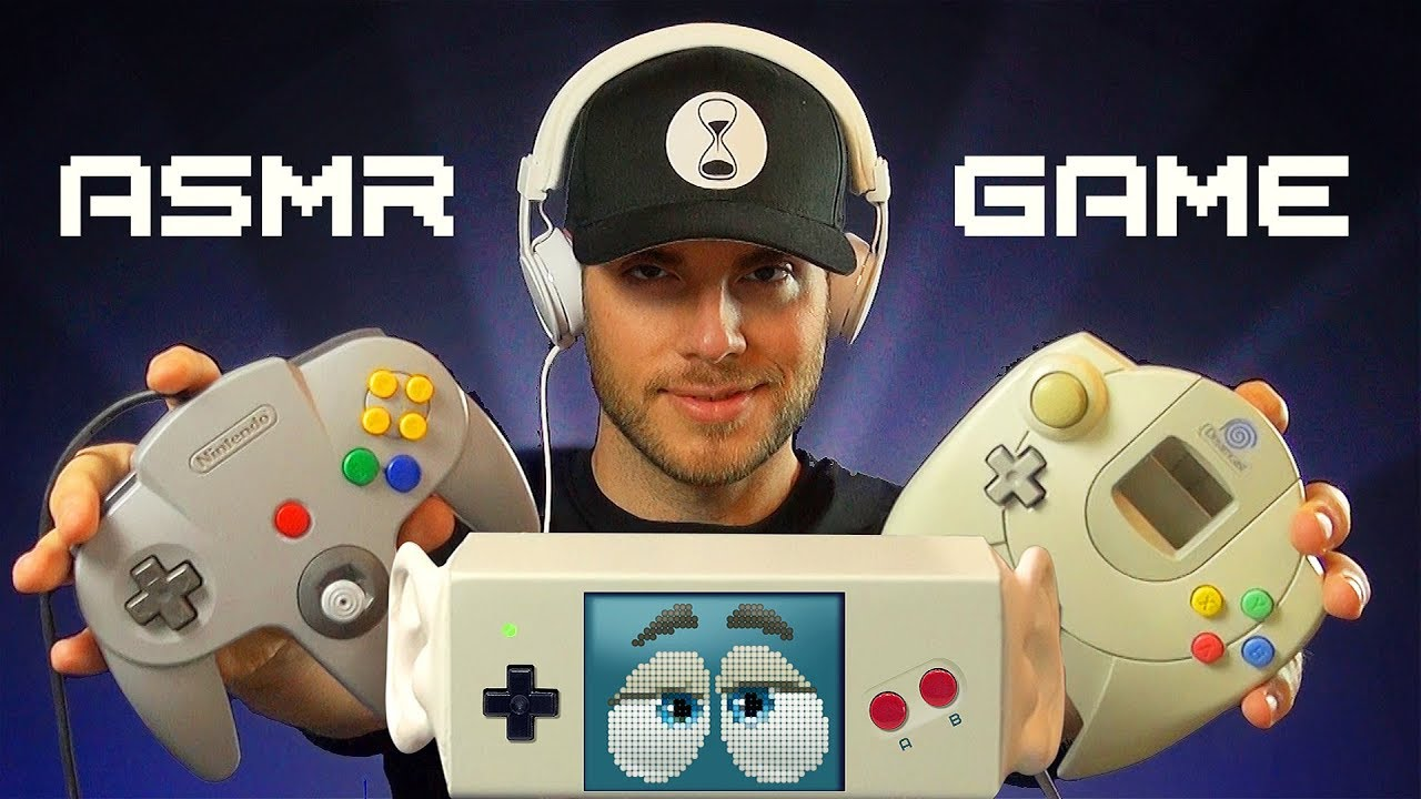 asmr-controller-sounds-overload