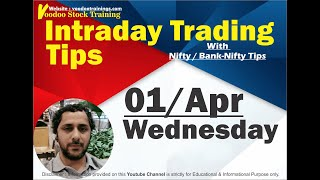 Intraday Jackpot for 01 Apr | Free Intraday Trading Tips | Intraday Trading Strategies For Beginners