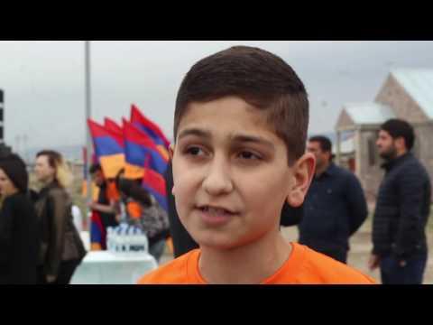 Молодежный центр в Масисе. Студенческое ТВ, Филиал МГУ в Ереване.