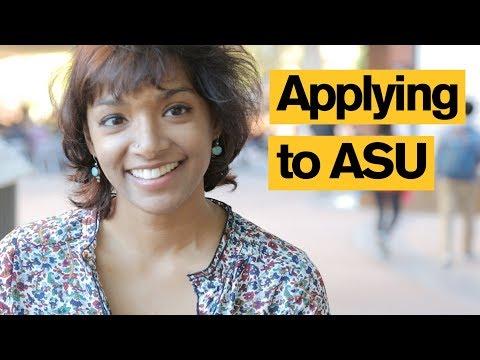 What's applying to Arizona State University (ASU) like?