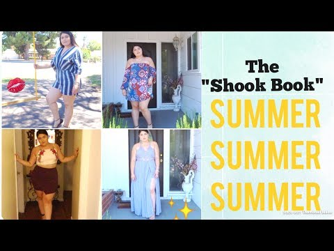 """The """"Shook Book"""" 