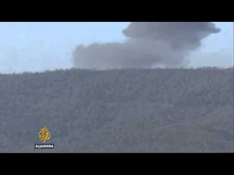 Turkey shoots down Russian jet on Syrian border