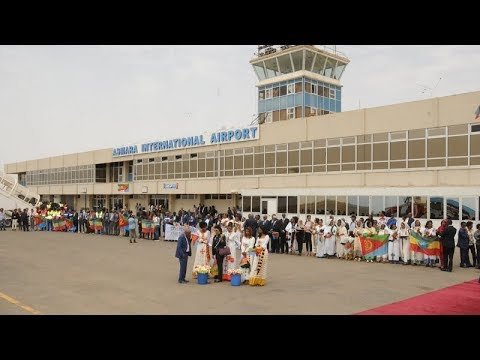 Ethiopian Airlines' historic Addis Ababa-Asmara flight connects the people of Ethiopia and Eritrea
