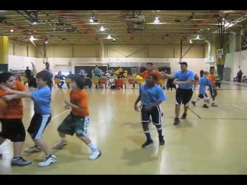2013 Feb  Oakland Community College Basketball Team Game #4