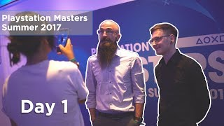 Sony Playstation Masters Summer 2017 Day 1 | Highlights | TaKeTV